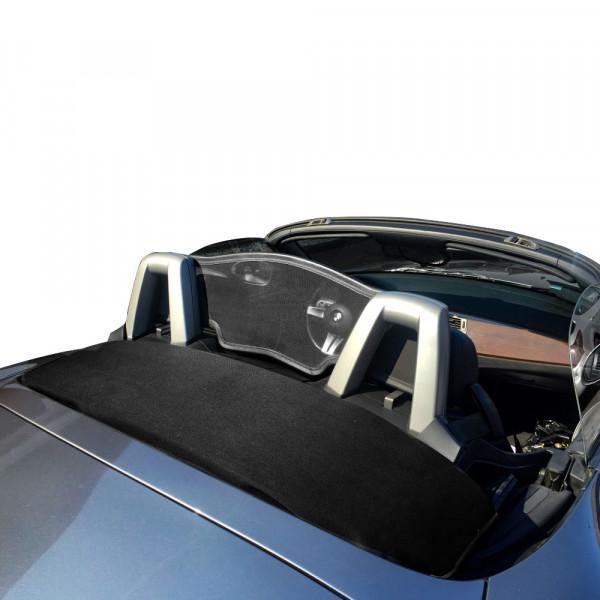 BMW Z4 E85 Windscherm met Houdersysteem - Zwart 2003-2011