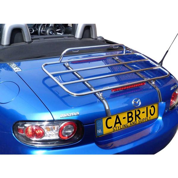 Mazda MX-5 NC Roadster Bagagerek 2006-2014 (stoffen cabriokap)