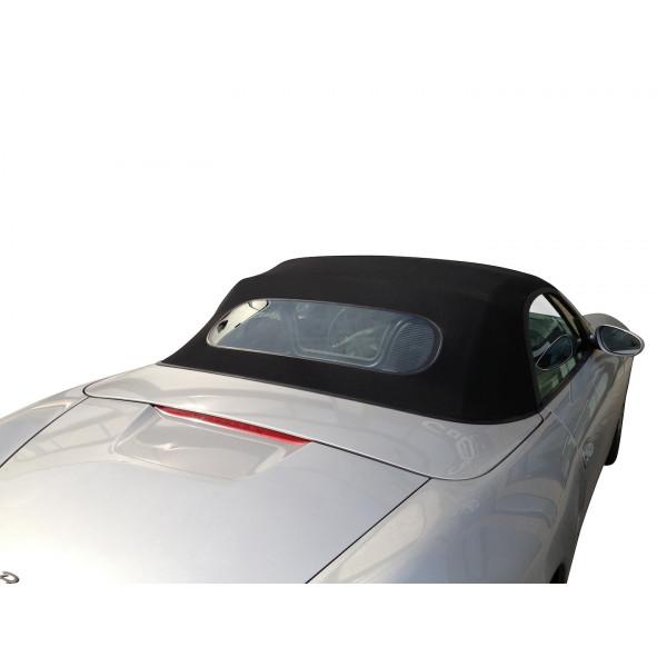 Porsche Boxster 986 cabriokap glazen achterruit upgrade 1996-2002