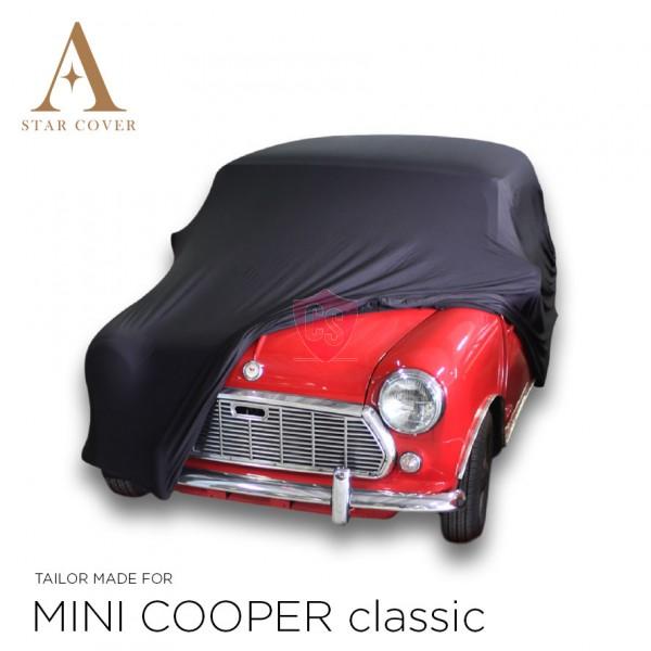 Austin & Morris MINI Outdoor Autohoes - Star Cover