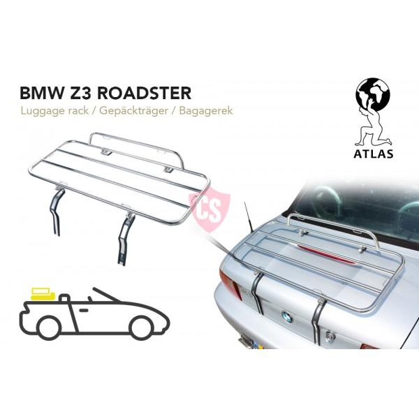 Bmw Z3 Cabriolet: BMW Z3 Roadster Bagagerek 1996-1999 * Bagagerekken