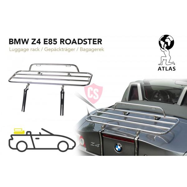 Bmw Z4 Coupe Review: BMW Z4 E85 Roadster Bagagerek 2003-2009
