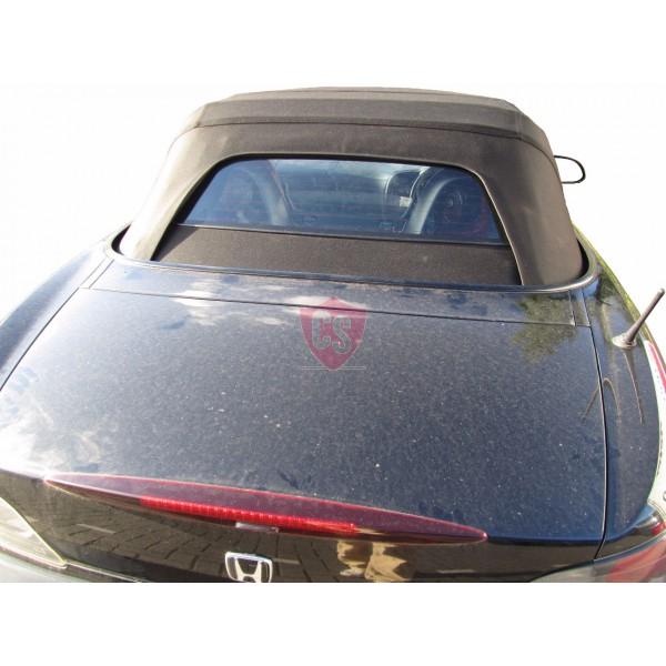 Honda S2000 PVC cabriokap - glazen achterruit upgrade 1999-2001