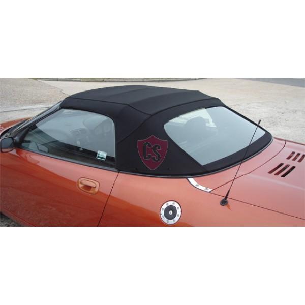 MGF / TF Sonnenland A5 cabriokap - PVC achterruit 4-delig 1996-1998