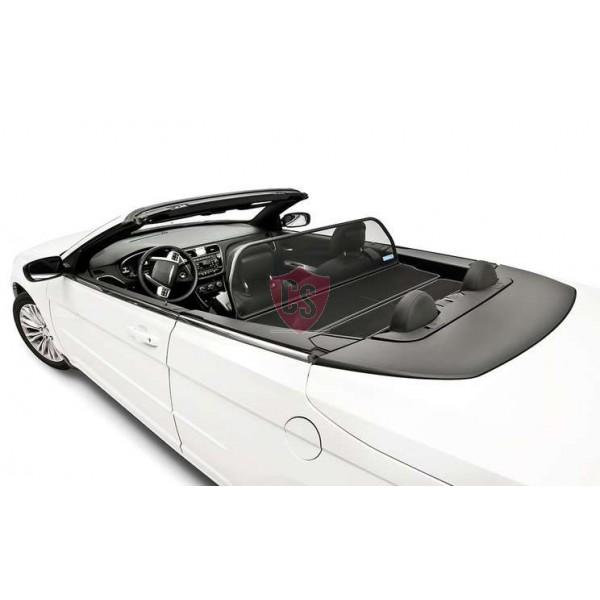 Chrysler Sebring Aluminium Windscherm US Version - Zwart 2007-2010