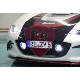 Spyder voorbumper grille Mazda MX-5 ND/RF -  met LED mistlampen