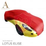 Lotus Elise Indoor Autohoes - Maatwerk - Rood
