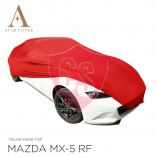 Mazda MX-5 RF Autohoes - Maatwerk - Rood