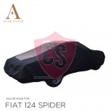 Fiat 124 Spider 1966-1985 Outdoor Autohoes - Star Cover