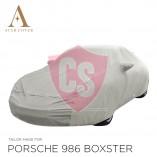 Porsche Boxster 986 Outdoor Autohoes - Star Cover - Spiegelzakken