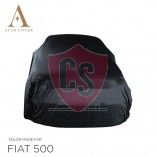 Abarth 500C Cabrio Outdoor Autohoes