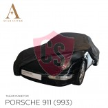 Porsche 911 993 1995-1998 Outdoor Autohoes - Star Cover