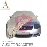 Audi TT 8N Roadster Outdoor Autohoes - Spiegelzakken
