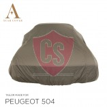 Peugeot 504 Cabrio Outdoor Autohoes