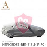 Mercedes-Benz SLK R170 Outdoor Autohoes - Star Cover - Spiegelzakken