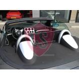 Installation manual Alfa Romeo Spider 939 wind deflector