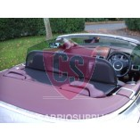 Installation manual Aston Martin DB9 Volante wind deflector