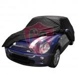 MINI Cabrio R52 R57 F57 Outdoor Autohoes - spiegelzakken