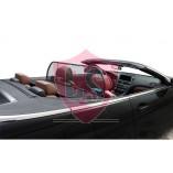 BMW 6 Serie E64 Aluminium Windscherm - Zwart 2004-2010