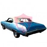 Buick Grand Sport 1962-1965 - PVC cabriokap Haartz Single Texture Forté