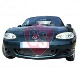 Mazda MX-5 NB RVS gril voor de voorbumper 2002-2005