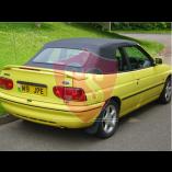 Ford Escort 2 PVC cabriokap 1992-1998