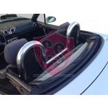 Mazda MX-5 NA & NB Windscherm voor Rolbeugel - Zwart 1989-2005