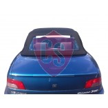 Peugeot 306 stoffen cabriokap 1994-2003