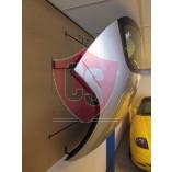 Porsche 986 Boxster Hardtop Wandbeugels