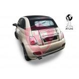 Fiat 500C Bagagerek 2007-heden