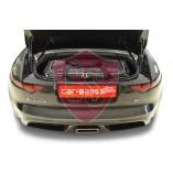 Jaguar F-type Convertible 2012-heden Car-Bags reistassenset  / kofferset