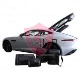 Jaguar F-type Coupé 2014-heden Car-Bags reistassenset  / kofferset