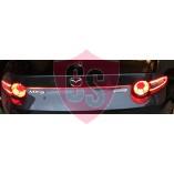 Roter Hochleistungs-LED-Streifen