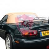 Mazda MX-5 NA Budget PVC cabriokap - PVC achterruit 1989-1997