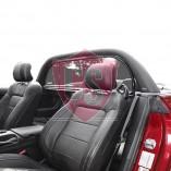 Ford Mustang 6 Met Rolbeugel Aluminium Windscherm - Zwart 2014-heden