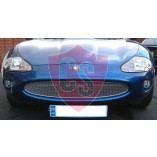 Jaguar XK8 / XKR / X100 kentekenplaat verlager