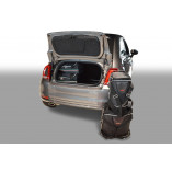 Fiat 500 Cabrio 2007-heden Car-Bags reistassenset