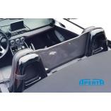 Mazda MX-5 ND Windscherm - Spiegel Design - Zwart - Opbergtas - 2015-heden