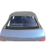 Peugeot 205 Cabrio PVC Achterruitsectie in Vinyl