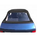 Peugeot 205 Sonnenland A5 cabriokap - PVC achterruit 1984-1992