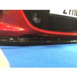 Voorbumper grille Mazda MX-5 ND/RF - Narrow - Zwart met LED mistlampen