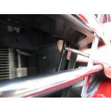 Voorbumper grillle Mazda MX-5 ND/RF - Chrome Tube 2