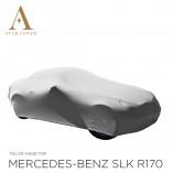 Mercedes-Benz SLK R170 Indoor Autohoes - Maatwerk - Grijs