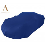MG Midget Indoor Autohoes - Blauw