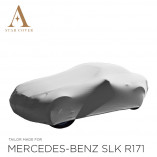 Mercedes-Benz SLK R171 Indoor Autohoes - Maatwerk - Grijs