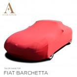 Fiat Barchetta Autohoes - Maatwerk - Rood