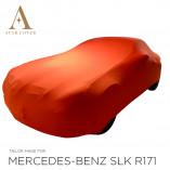 Mercedes-Benz SLK R171 Autohoes - Maatwerk - Rood