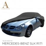 Mercedes-Benz SLK R171 Autohoes - Maatwerk - Zwart