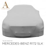 Mercedes-Benz SLK SLC R172 Indoor Autohoes - Maatwerk - Grijs