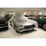 Mercedes-Benz 190SL Indoor Autohoes - Maatwerk - Zilvergrijs
